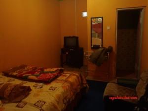 Kamar Dieang Pass. Sepertinya ini yang paling kecil.