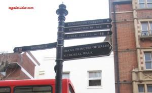 Saat kebelet buang air kecil, tentu dengan mudah kita memilih arah yang kita tuju. (London, 3 April 2008)