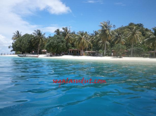Pulau Pagang, Sumatra Barat.